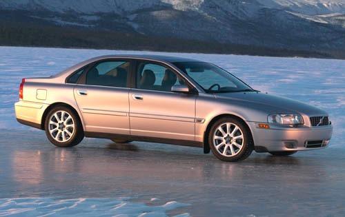 2005 volvo s80 sedan 25t fq oem 1 500