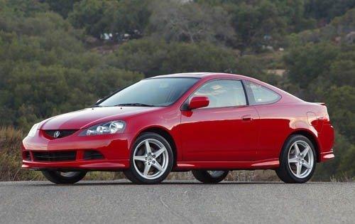 2006 acura rsx 2dr hatchback type s fq oem 1 500