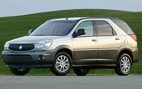 2006 buick rendezvous 4dr suv cx fq oem 1 500
