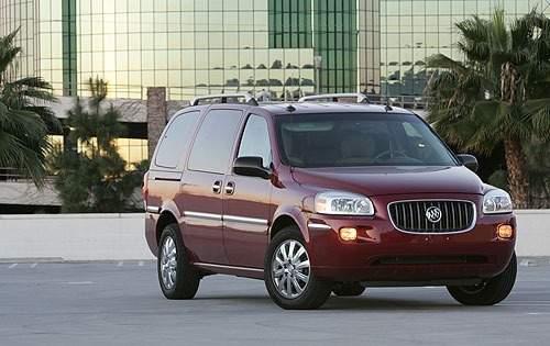 2006 buick terraza passenger minivan cxl fq oem 1 500