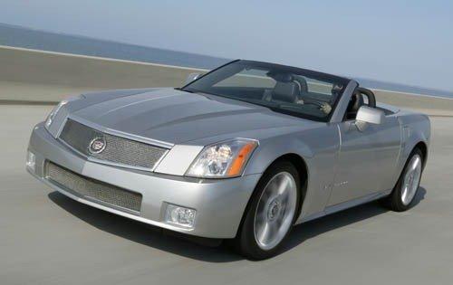2006 cadillac xlr v convertible base fq oem 2 500