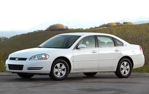 2006 chevrolet impala sedan lt fq oem 1 500