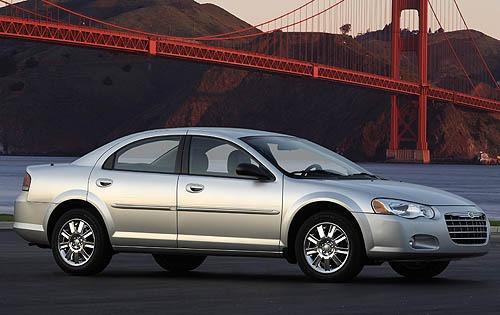 2006 chrysler sebring sedan limited fq oem 1 500