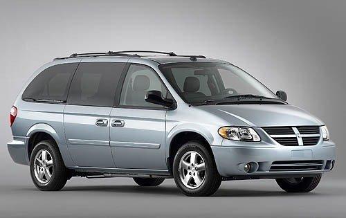 2006 dodge grand caravan passenger minivan sxt fq oem 1 500