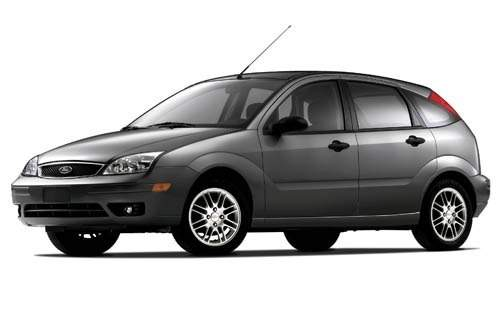 2006 ford focus 4dr hatchback zx5 se fq oem 1 500