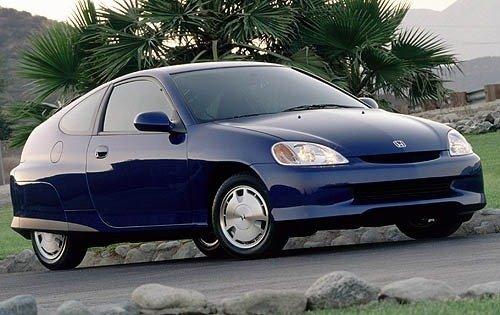 2006 honda insight 2dr hatchback base fq oem 1 500