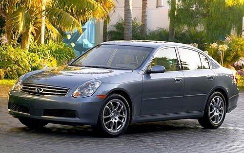 2006 infiniti g35 sedan base fq oem 1 500