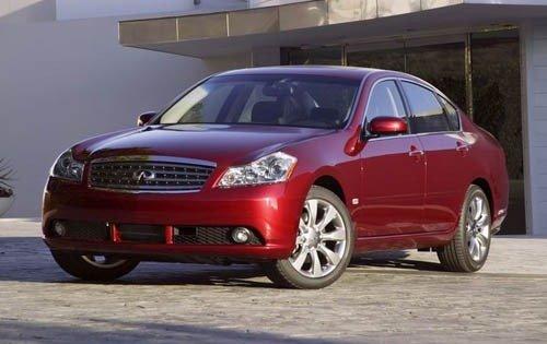 2006 infiniti m35 sedan base fq oem 3 500