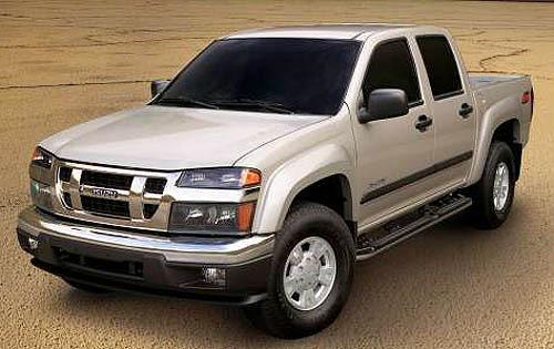 2006 isuzu i series crew cab pickup i 350 ls fq oem 1 500