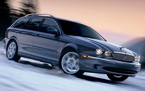 2006 jaguar x type wagon 30l sportwagon fq oem 1 500