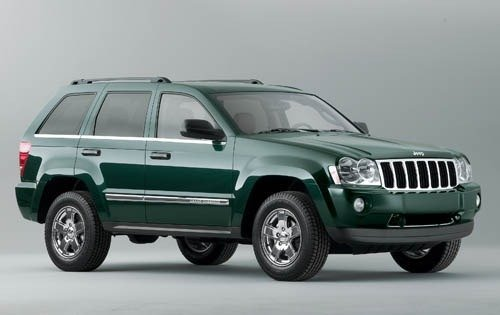 2006 jeep grand cherokee 4dr suv limited fq oem 1 500
