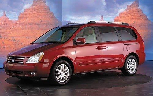 2006 kia sedona passenger minivan ex fq oem 1 500
