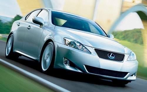 2006 lexus is 350 sedan base fq oem 1 500