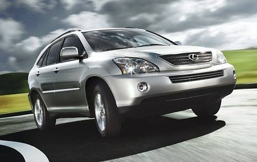 2006 lexus rx 400h 4dr suv hybrid fq oem 2 500