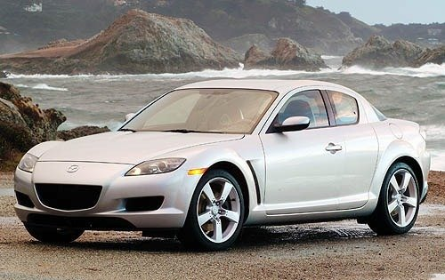 2006 mazda rx 8 coupe manual fq oem 1 500