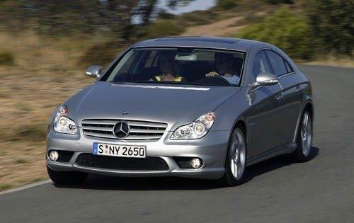 2006 mercedes benz cls class sedan cls55 amg fq oem 1 500