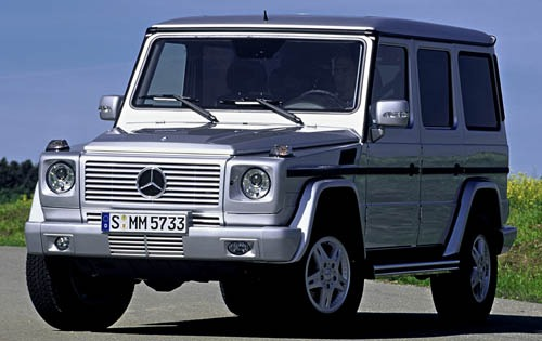 2006 mercedes benz g class 4dr suv g500 fq oem 1 500