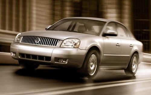 2006 mercury montego sedan premier fq oem 1 500