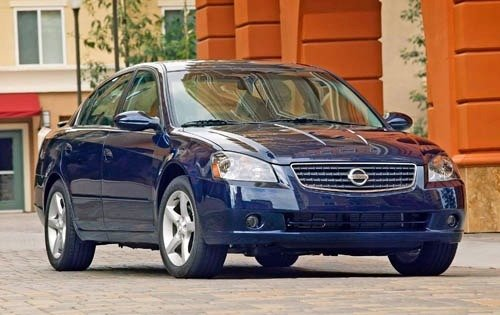 Maintenance Schedule For Nissan Altima Openbay