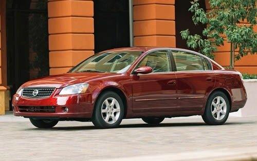Maintenance Schedule For 2006 Nissan Altima Openbay