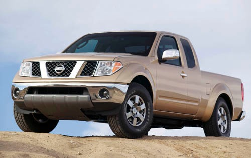 2006 nissan frontier extended cab pickup le fq oem 1 500