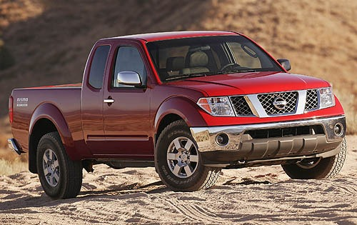 Maintenance Schedule For Nissan Frontier