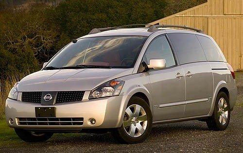 2006 nissan quest passenger minivan 35 se fq oem 1 500