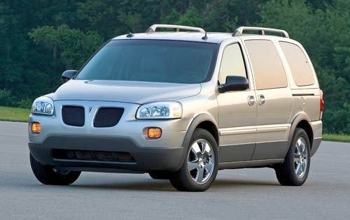 2006 pontiac montana sv6 passenger minivan base fq oem 1 500
