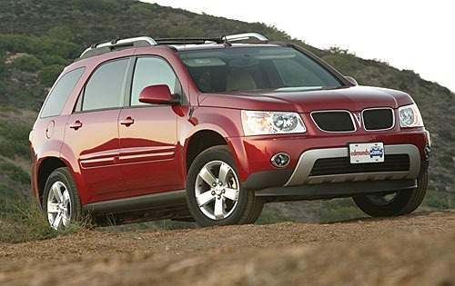 2006 pontiac torrent 4dr suv base fq oem 1 500