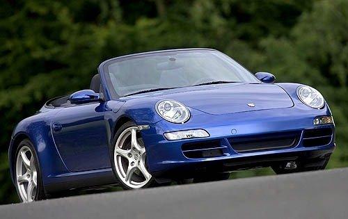 2006 porsche 911 convertible carrera 4 fq oem 1 500