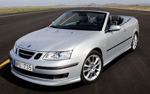 2006 saab 9 3 convertible aero fq oem 1 500