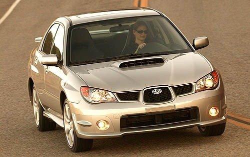 2006 subaru impreza sedan wrx limited fq oem 1 500