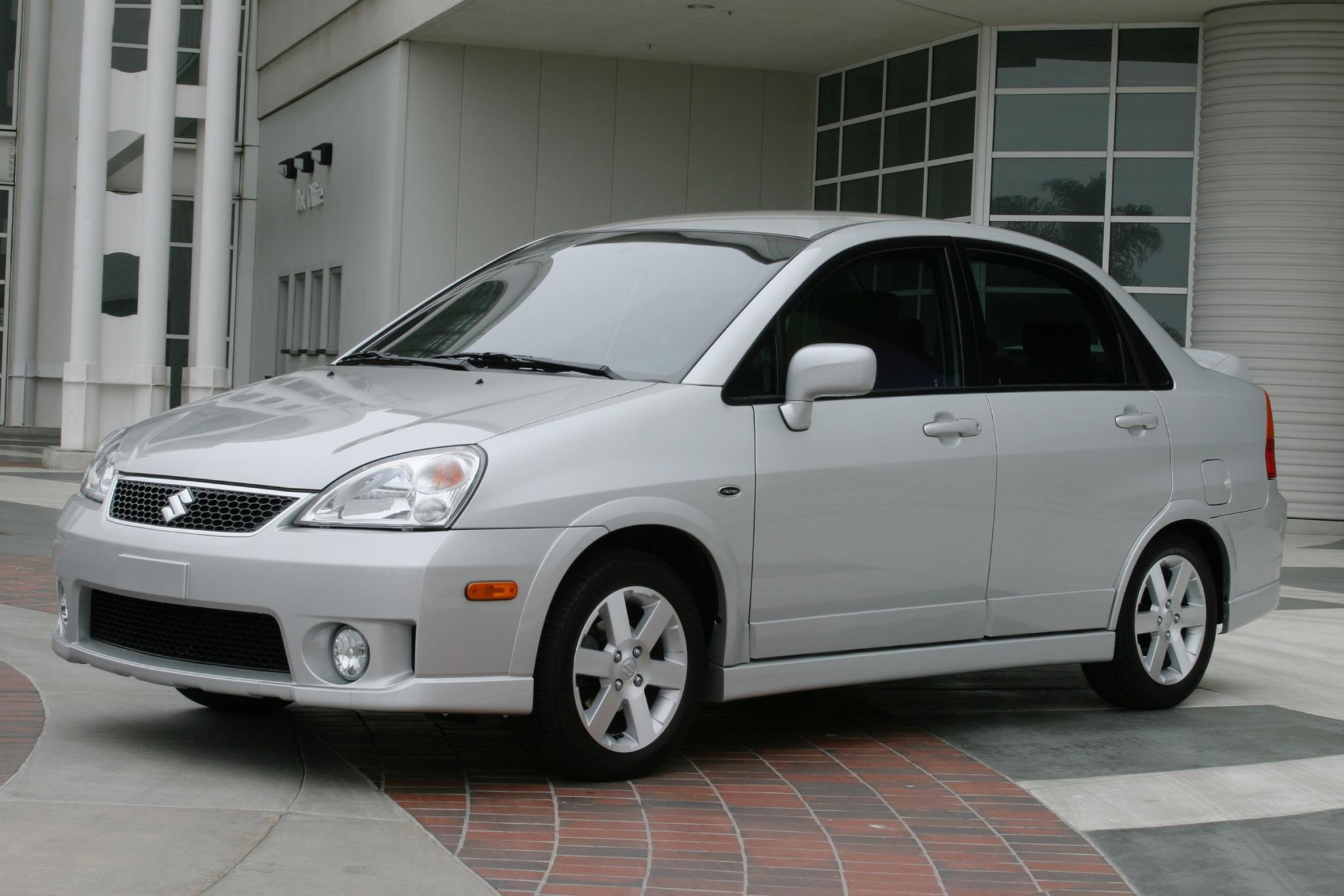 2006 suzuki aerio sedan premium fq oem 2 2048