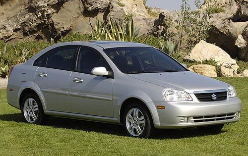 2006 suzuki forenza sedan premium fq oem 1 500