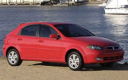 2006 suzuki reno 4dr hatchback premium fq oem 3 500