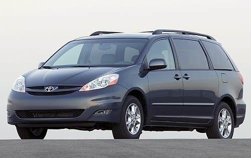 2006 toyota sienna passenger minivan xle 7 passenger fq oem 1 500