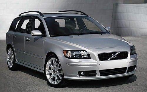 2006 volvo v50 wagon t5 fq oem 2 500