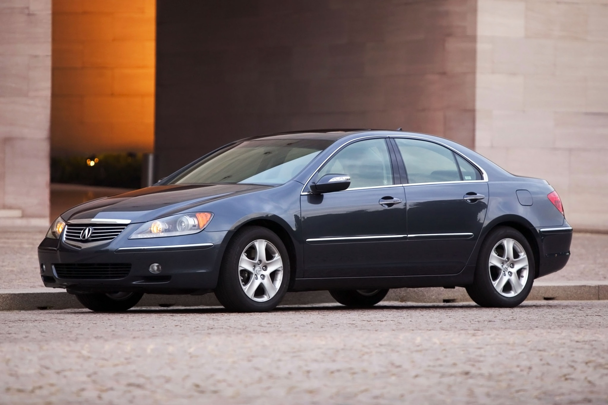 2007 acura rl sedan base fq oem 4 2048