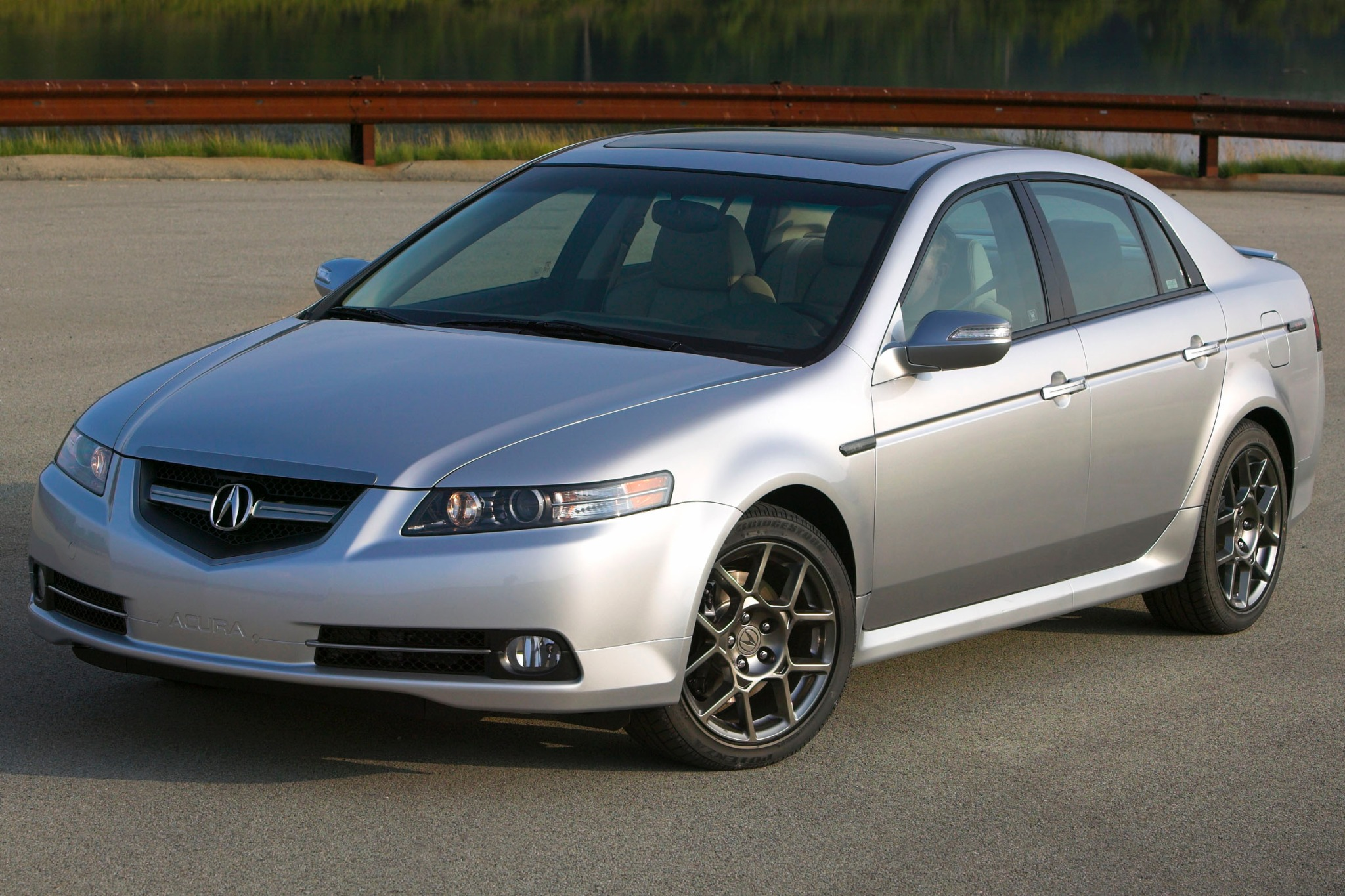 Maintenance Schedule For 2007 Acura TL