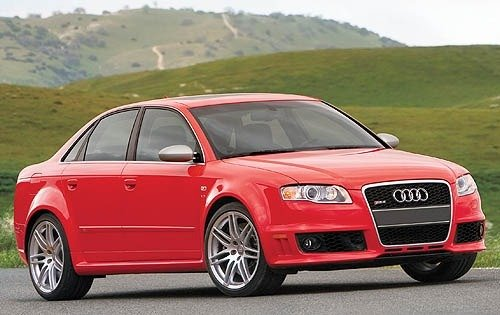 2007 audi rs 4 sedan quattro fq oem 1 500