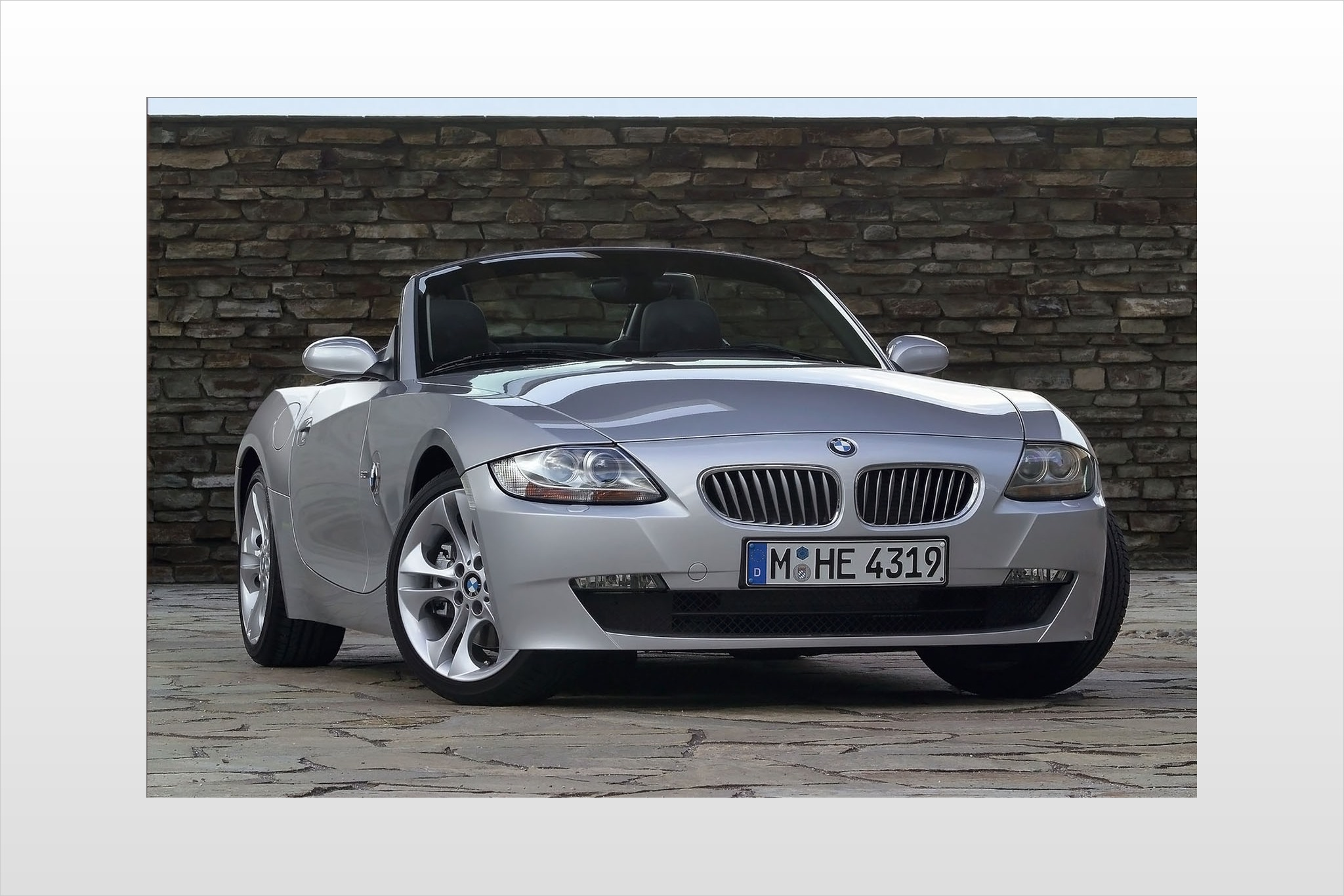 2007 bmw z4 convertible 30si fq oem 3 2048