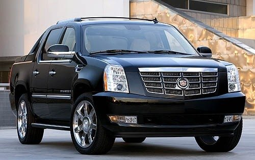 2007 cadillac escalade ext crew cab pickup base fq oem 1 500