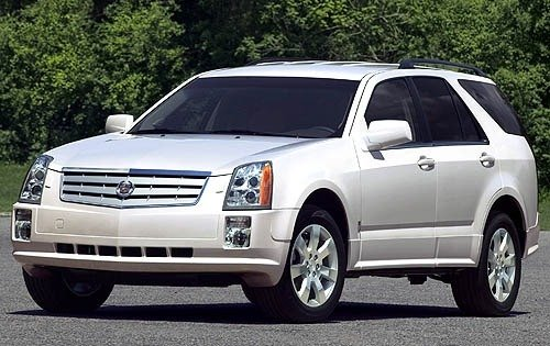 Maintenance Schedule For 2007 Cadillac Srx