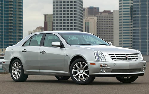 2007 cadillac sts sedan v8 luxury fq oem 1 500