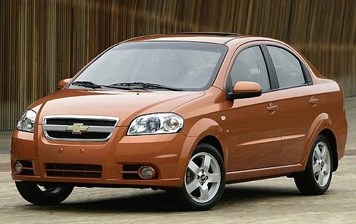 2007 chevrolet aveo sedan lt fq oem 1 500