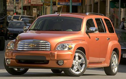 2007 chevrolet hhr wagon lt fq oem 2 500