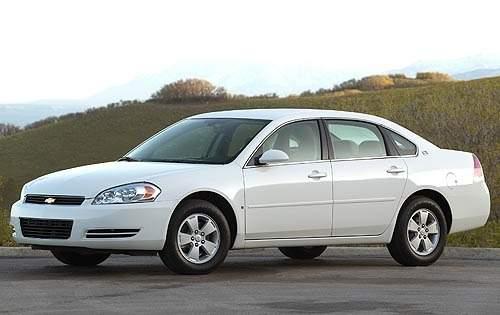 2007 chevrolet impala sedan lt fq oem 1 500