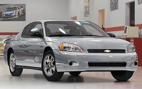 2007 chevrolet monte carlo coupe lt fq oem 1 500