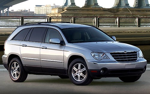 2007 chrysler pacifica wagon touring fq oem 1 500
