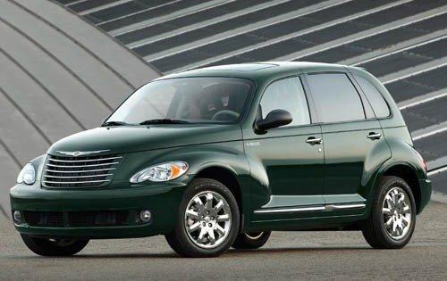 2007 chrysler pt cruiser wagon limited fq oem 1 500